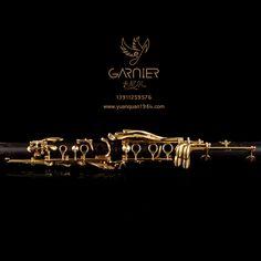 18 chave De Ouro Africano ebony clarinete em Clarinete de Sports & Entretenimento no AliExpress.com | Alibaba Group