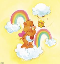 Care Bears: Secret Bear and a Star Buddy