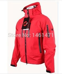 6efb6bf03d9 Find More Skiing Jackets Information about 2014 new winter men outdoors  sport waterproof mammoth Camping   hiking windstopper trekking  windbreaker