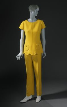 Woman's Tunic and Pants | LACMA Collections