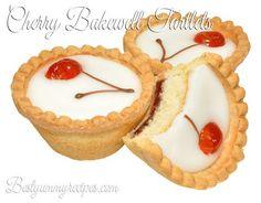 Cherry Bakewell Tartlets