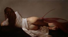 Roberto Ferri's Baroque-Inspired Paintings Delve into the Human Soul