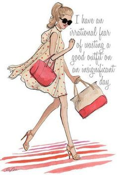 Make today mean something, don't waste that adorable dress :) @www.madisonavenuecloseouts.com