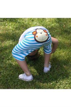 #clothesforfun #unnado #sale #summer #monkey #stripes