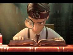 The Fantastic Flying Books of Mr Morris Lessmore - YouTube
