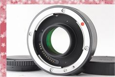 [Top Mint] Sigma Teleconverter TC-1401 1.4x for Canon Japan #95 #Sigma