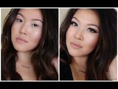 ANGLED CUT CREASE EYE MAKEUP + Suitable for Hooded Eyes - YouTube
