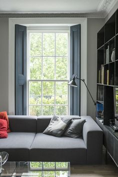 A 19th century restored home in London
