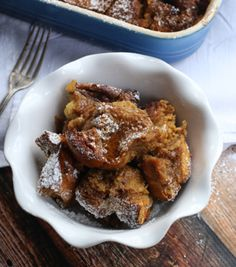 Baked Gingerbread French Toast Recipe - RecipeChart.com