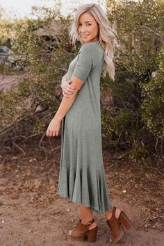 About size: there may be a difference of +/- due to hand measu Formal Dresses For Teens, Casual Dresses, Short Sleeve Dresses, Dresses With Sleeves, Modest Outfits, Summer Outfits, Wedding Dress Trends, Wedding Dresses, Ruffle Shorts