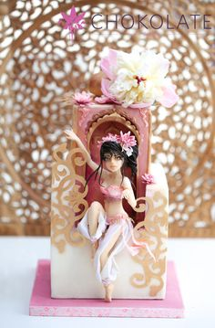 Mille et une nuits - One Thousand & One Nights - Cake by ChokoLate