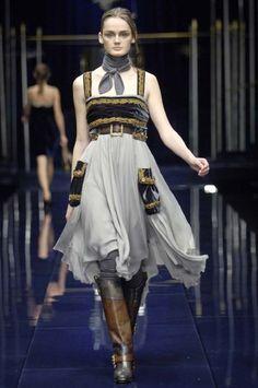 Dolce & Gabbana - Ready-to-Wear - Runway Collection - Women Fall / Winter 2006