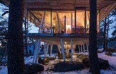 Delightful Cette Maison Sur Pilotis Su0027inspire De La Tradition Japonaise