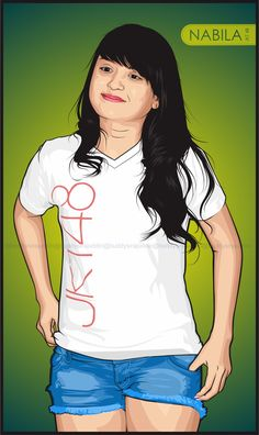 Vector Nabila, Indonesian Singers