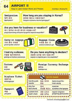 Easy to Learn Korean Language 61 ~ 70