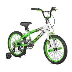 "Kent Boy's Blue 18"" Action Zone Bike from Blain's Farm and Fleet"