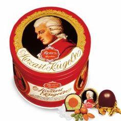 Mozart Chocolates