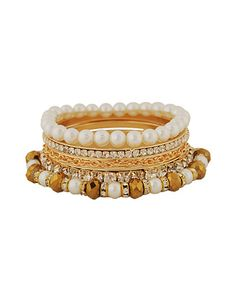Luxe Bangle Set   FOREVER21 - 1000035982