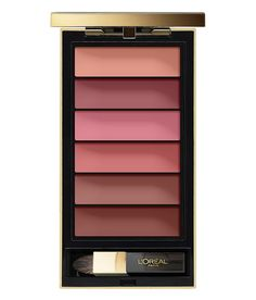 L'Oreal Paris Colour Riche Lip Palette Spring 2016 - Nude