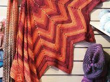 Halbrund-Tuch Drachenflieger