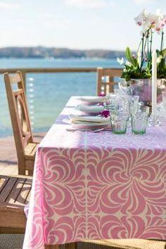 Easter Table Al Fresco