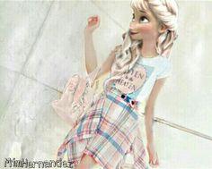 Princesa Ariel Disney, Disney Princess, Princesse Disney Swag, Jelsa, Wattpad, Short Sleeve Dresses, Photoshop, Heart, Funny