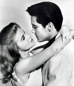Q: According to Ann-Margret (his co-star in Viva Las Vegas) you were or are engaged to her. This is not true either?  Elvis: The papers quoted her as saying it, but later she told me how it happened. They asked if it were true she was in love with me. Well, she was in love with me and she didn't want to lie about it. So she told them. And that's how it happened.   Q: And she told you all this?  Elvis: Yes. Because she felt she owed me an explanation.