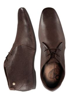 BASE LONDON Zone Leather - darkbrown ($50-100) - Svpply