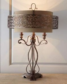 John-Richard Collection Moroccan-Inspired Lamp