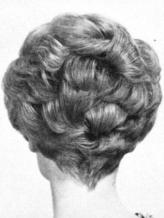 Pretty Do with a short nape Curly Perm, Style Année 60, 1960s Hair, Retro Hairstyles, Big Hair, Short Hair Cuts, Pin Up, Wigs, Hair Makeup
