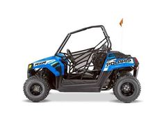 New 2016 Polaris RZR 170 EFI Voodoo Blue ATVs For Sale in Michigan. 2016 Polaris RZR 170 EFI Voodoo Blue, Polaris RZR 170 EFI Voodoo Blue - Includes safety flag, helmet and instructional DVD Parent-adjustable speed limiter Electronic fuel injected (EFI) 169 cc engine