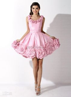 The dress will bring out the female side in any sissy