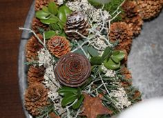 Årets adventskrans Terrarium, Scandinavian, Ornament, Wreaths, Home Decor, Flowers, Lily, Christmas Decorations, Christmas