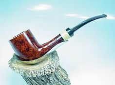 Great looking hand-made pipe