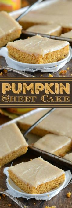 Best EASY Sheet Cakes Recipes – Simple Party Crowds Desserts Pumpkin Sheet Cake with Cinnamon Cream Cheese Frosting! This cake only takes 30 minutes to make!Pumpkin Sheet Cake with Cinnamon Cream Cheese Frosting! This cake only takes 30 minutes to make! 13 Desserts, Brownie Desserts, Delicious Desserts, Dessert Recipes, Party Recipes, Chocolate Desserts, Fall Recipes, Cinnamon Desserts, Camping Desserts