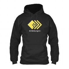 ECMAScript 6 Javascript T-shirt and Hoodie - #anniversary gift #thank you gift. LOWEST SHIPPING => https://www.sunfrog.com/Geek-Tech/ECMAScript-6-Javascript-T-shirt-and-Hoodie-Black-Hoodie.html?60505