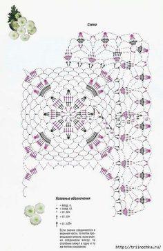 Gráfico toalha branca de quadrados