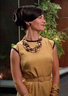 Favorite Rachel Menken outfit.