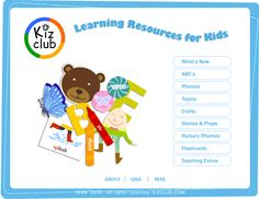 KIZCLUB-Learning Resources for Kids lots of educational activities in language arts for preschool and elementary age children (free printables) Learning Resources, Preschool Activities, Teacher Resources, Kids Learning, Educational Activities, Preschool Class, Preschool Curriculum, Language Activities, Classroom Resources