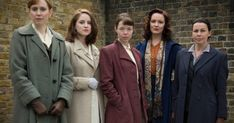 #BletchleyCircle una Miniserie muy recomendable