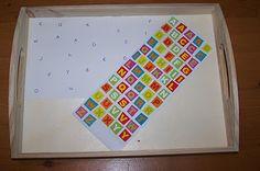 tons of preschool activites for each letter