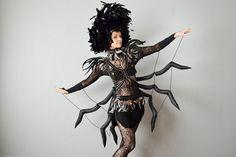 Black Widow Spider Costume