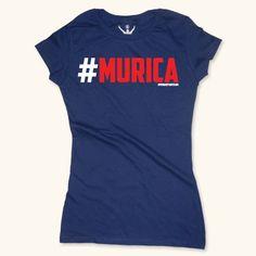 #MURICA