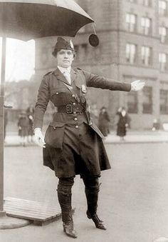 Police Woman, 1918