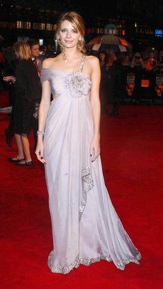 Mischa Barton - BAFTAs 2006 in Marchesa