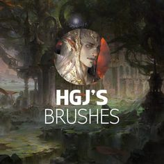 Brushes by HGJ* • Download   (https://drive.google.com/file/d/0B4oEzUew9VCuMGF6cUdaOVZCRTg/view) ★    CHARACTER DESIGN REFERENCES™ (https://www.facebook.com/CharacterDesignReferences & https://www.pinterest.com/characterdesigh) • Love Character Design? Join the #CDChallenge (link→ https://www.facebook.com/groups/CharacterDesignChallenge) Share your unique vision of a theme, promote your art in a community of over 50.000 artists!    ★