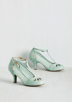 Cut to the Terpsichore Heel, @ModCloth