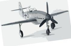 WWII Messerschmitt Me 309 Fighter Free Aircraft Paper Model Download - http://www.papercraftsquare.com/wwii-messerschmitt-me-309-fighter-free-aircraft-paper-model-download.html#148, #AircraftPaperModel, #Fighter, #Me309, #Messerschmitt, #MesserschmittMe309, #WWII