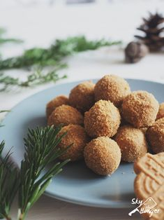 Spekulatiuskugeln – SKY VS THE HUNGER A recipe for speculum balls. If I have speculoos in front of me, it is relatively quick. I eat nothing faster and better than spice speculoos … Xmas Cookies, Xmas Food, Yummy Drinks, The Hunger, Dog Food Recipes, Food Processor Recipes, Sweet Tooth, Bakery, Good Food