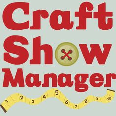 Keeping track of your finances at a craft show can be complicated.  That's why we've been working the past month developing the ultimate craft show solution to make your craft show season go so much more smoother!